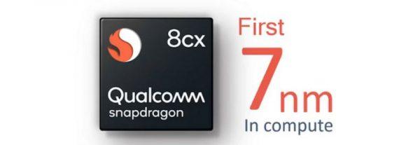 מעבד המחשוב החדש של קוואלקום Snapdragon 8cx
